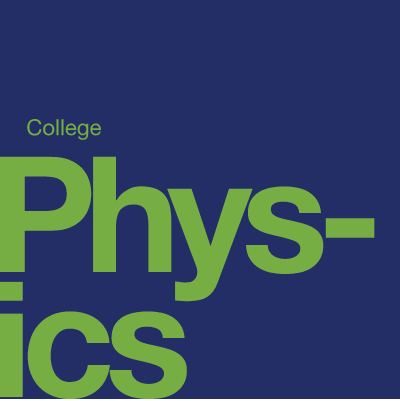 Openstax College Physics textbook cover