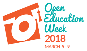 March 8th — Save the date! Open Education Week at UHM