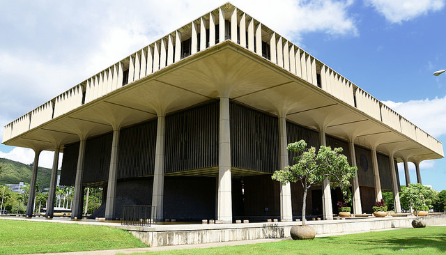 Policy and Open Educational Resources in Hawaii, the Story of SB 2328